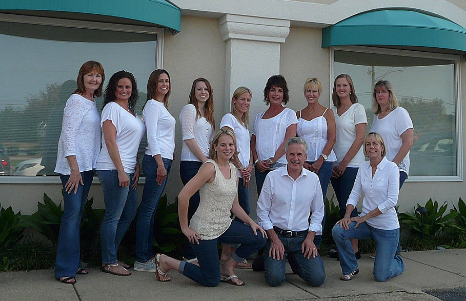The Hosek Dentistry Team!